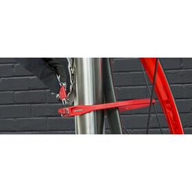 Hiplok Z-LOK Attache de câble, red
